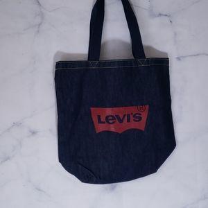 NWOT - Levi's Jean Reusable Tote Bag